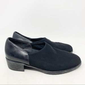 Munro loafers stretch material